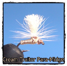 Cream Traitor Para-Midge