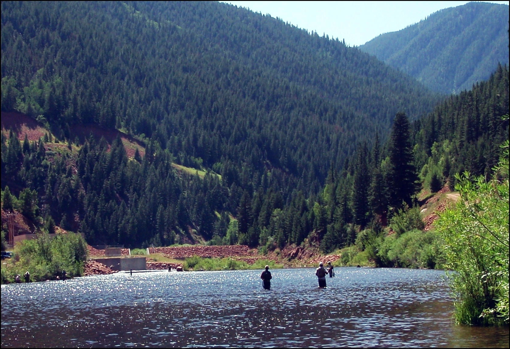 Colorado expedition part 1 the fryingpan river casting for Fly fishing supplies near me
