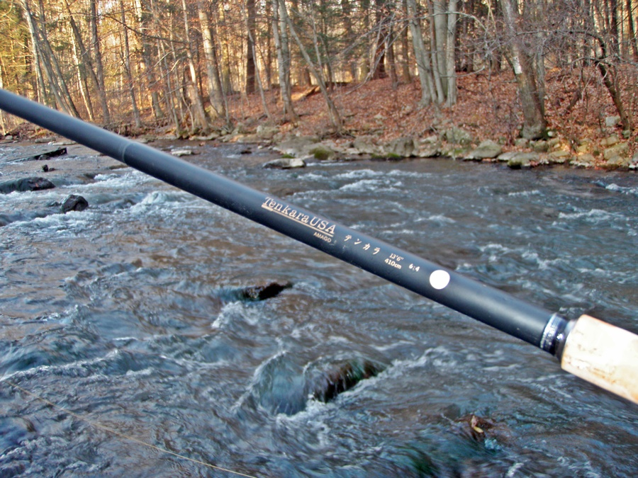 d87a21a2b3f Some Fishing and Some Reviews (Tenkara rod