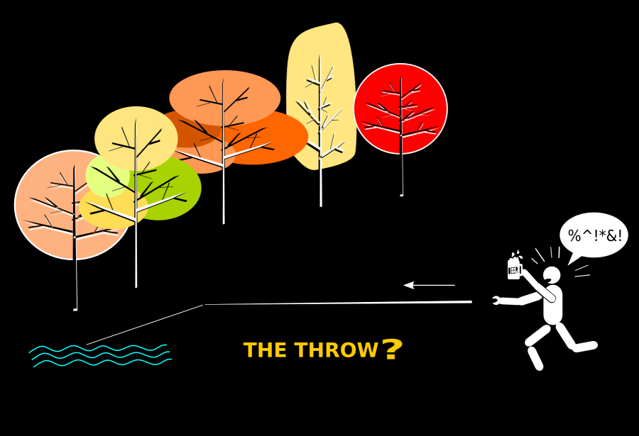 Fig 10 The Throw